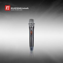 Système audio professionnel PA système microphone sans fil émetteur récepteur