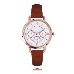 À la mode personnalisé Mesdames Montres montre à quartz cadeau promotionnel pour les femmes (JY-AL037)