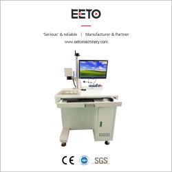 ファイバーまたは金属の&Nonの金属Ss/CS/Alu/Plasticの二酸化炭素レーザーのマーキング機械