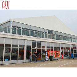 Крупные коммерческие Double Layer выставка торговых палаток для события