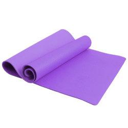 het Stootkussen van de Geschiktheid van de Gymnastiek niet van de Misstap van de Mat van de Yoga van EVA van de Dikte van 4mm