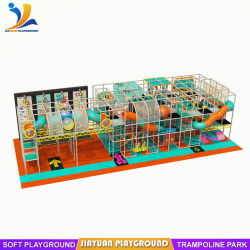 2019 Centro de entretenimiento familiar, los niños patio interior, zona de juego suave para la venta de equipos