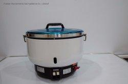 10L het Kooktoestel van de Rijst van het gas