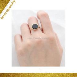 Artificiais jóias de ouro Moda Campeonato Personalizado Gemstone jóias 925 Anel de Prata