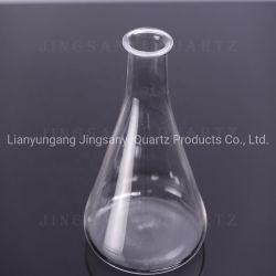 Frasco de vidrio de cuarzo de laboratorio