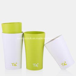 내구성이 뛰어난 캠핑 플라스틱 티 커피, 식수 컵 세트