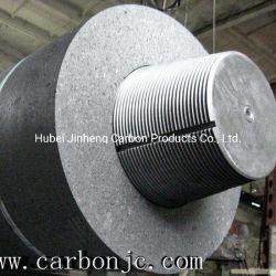Des électrodes de graphite fabriqués à partir de Coke de pétrole UHP600X2400mm