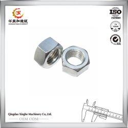 Pièce de rechange les raccords en acier d'usinage CNC Lathe 316 écrous pour les pièces automobiles