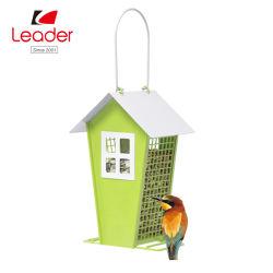 卸し売り屋外の鳥の家の送り装置の裏庭およびテラスの装飾の鋳鉄の鳥の送り装置