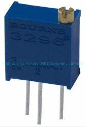 Электронный компонент комплексной системы компании Bourns IC триммер потенциометр 3296y-1-202lf