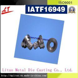 литье под давлением алюминия для спутникового ресивера компонентов