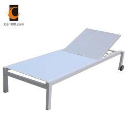Anti-Aging móveis de vime Textilene Hotel exterior Piscina praia espreguiçadeira espreguiçadeiras (posso-60002AT)