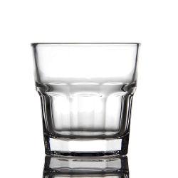 12 Oz Capaciteit dikke zware basis comfortabele drinklip Mini Cocktail Shot Glass
