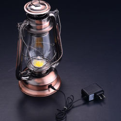 Candeeiro de mesa com decoração recarregável escadas na parede de uma chama de luz nocturna de luz LED de lâmpadas a óleo Retro Furacão Lantern Camping Lantern