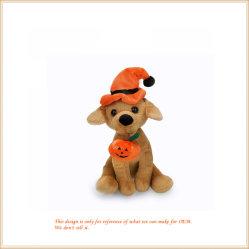 Хэллоуин животных мягкие игрушки собаки фаршированные дома оформление