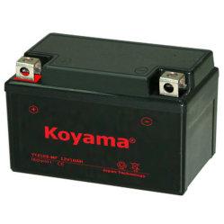 Не нуждается в обслуживании Ytz10s Аккумулятор батарея с AGM сепаратора