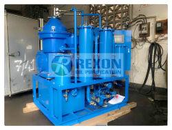 Автоматической выгрузки Slagging центробежный масляный сепаратор систему фильтрации 2000 л/ч