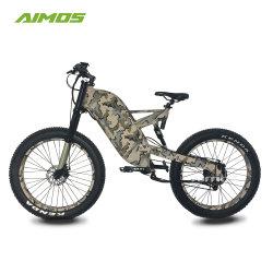 Полное давление в шинах жира в горных районах подвески Велосипед Trek с электроприводом