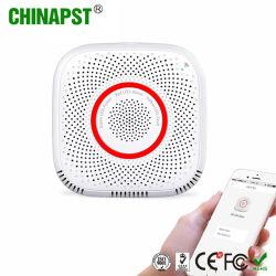 2019 Preço grossista Tuyasmart WiFi sensor de gás para segurança doméstica (PST-WS2CG)