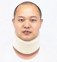 CS001柔らかい泡大人のための頚部カラー首の副木か子供によってカスタマイズされるカラーまたはサイズまたはロゴまたはパッケージ