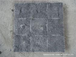 Flameados/Pulido/abatirse G684 China Perla Negra de basalto y granito tizón/Adoquines / Azulejo de Revestimiento de pared/escalera vertical//piedra cúbica
