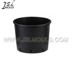 Sembradora de flor de plástico molde Pot