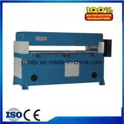 ماكينة قطع مزودة بجلد تلقائي هيدروليكي/مطاط/بلاستيك