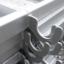 건설용 알루미늄 플랭크 강철 널빤지 스카폴딩용