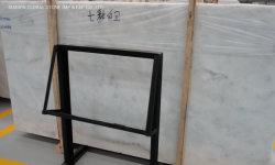 다채로운 Onyx/흰색 대리석 점보 슬랩/주방 욕실 세면대 상판용 반설방 / 내부 벽/바닥 절단면을 크기 타일로