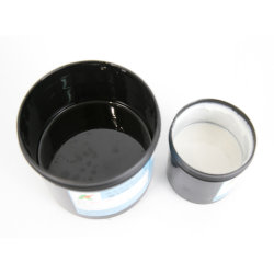 Жидкий Photoimageable черный припоя подсети для плат с чернилами