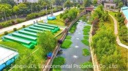 流域汚染防止統合自治体排水処理工場廃水 治療システムソリューション MBR Fmbr 下水処理