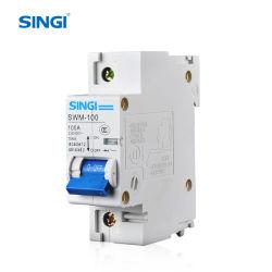 MCB/C45/100A MCB/Swm100/Sicherung
