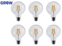 مصباح فتيلة عالمي جديد بتقنية LED لتوفير الطاقة الجديدة طراز G95 بقدرة 6 واط