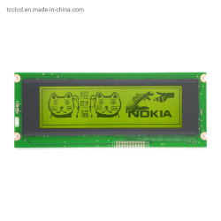 24064 grafische LCD-module 240X64 LCD-display T6963-controller