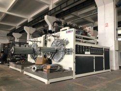 PE plastique HDPE en acier/PP bobinage Spiroline tuyau/Ligne de production d'Extrusion du réservoir