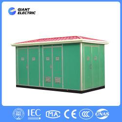 محطة فرعية صغيرة خارجية صغيرة بقدرة 800 كيلوفولت أمبير بقدرة 1600 كيلوفولت أمبير عالية الفولتية