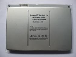 As baterias de notebook para Apple uma1189