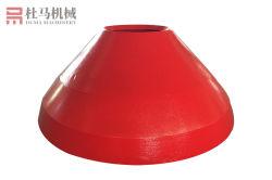 Высокие технические характеристики: запасные части конуса марганца мантии и корпус гильзы цилиндра