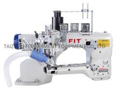 Pneuauto Trimmer Feed-off-the-Arm Flachdichtungsmaschine für industrielle Näh-Maschine (FIT 62GXP)