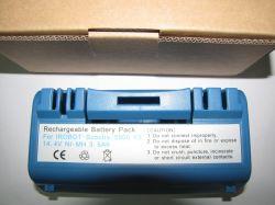 Substituição de bateria Fro Irrobot Bateria Scooba 14,4V