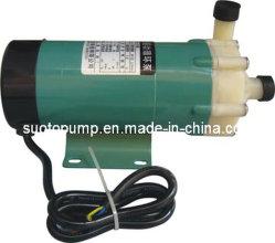 Mini-Pompe magnétique en plastique (MP) , Pompe entraînée par magnétique, chimiques, mini-pompe de la pompe