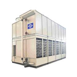 중국 산업 열 교환 증발 콘덴서 제빙 공장을%s 냉각 냉각 장비