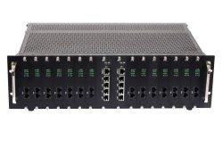 112 FXS VoIP Gateway Dag3000 met Ims van het SLOKJE