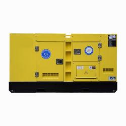 60hzdiesel の無騒音発電機 300kW 、 375kVA 防音ディーゼル発電所