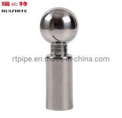 Sfera di pulizia per palline di irrorazione rotative saldate per impianti sanitari SS304