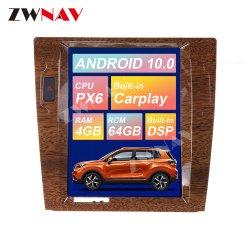 Tesla вертикальный экран Car DVD плеер для Volkswagen Phaeton 2003-2013 Android радио мультимедийный проигрыватель Px6 стерео аудио DSP