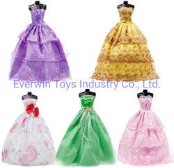 플라스틱 장난감 어린이 선물 크리스마스 선물 웨딩 드레스 의류 1/6인형