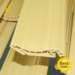 Hochwertige Decke Bambus Faser Holz Kunststoff Composite Dekorative Fußbrett Sockelleiste 75vertex Winkellinie