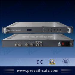 Decodificador satelital CATV (WDT1200B)