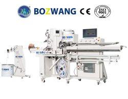 Machine à faisceau de câbles/fils Bozhiwang, machine de sertissage de bornes doubles à précision élevée et entièrement automatique